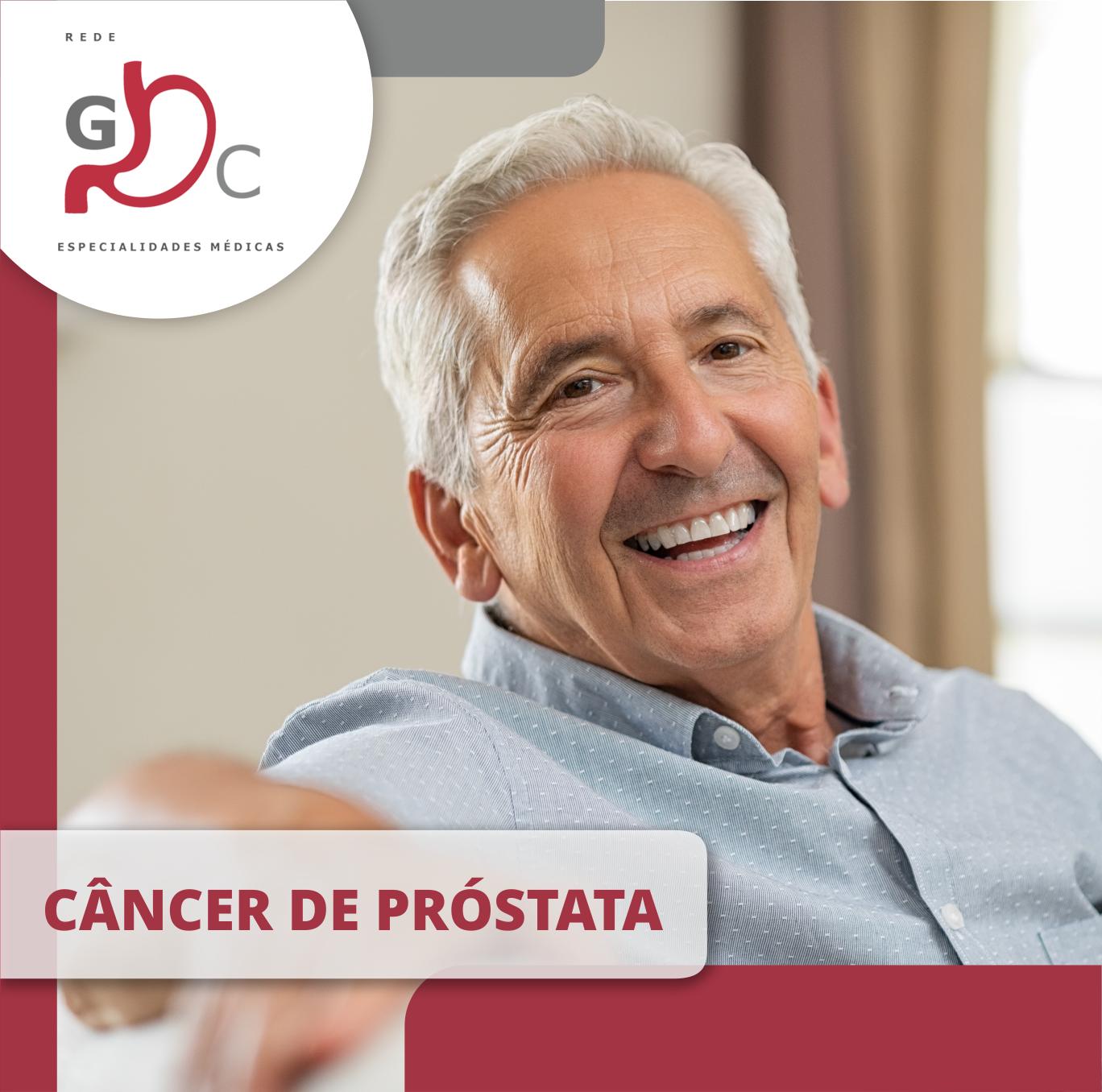 Sintomas avançados do Câncer de Próstata.